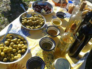 Medelhavsnjutningar: rinnande guld
